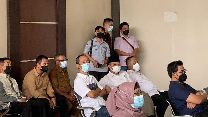Ahmad Nasuhi & Mukti Sulaiman Jadi Saksi Sidang Korupsi Masjid Raya Sriwijaya, JPU Hadirkan 11 Saksi