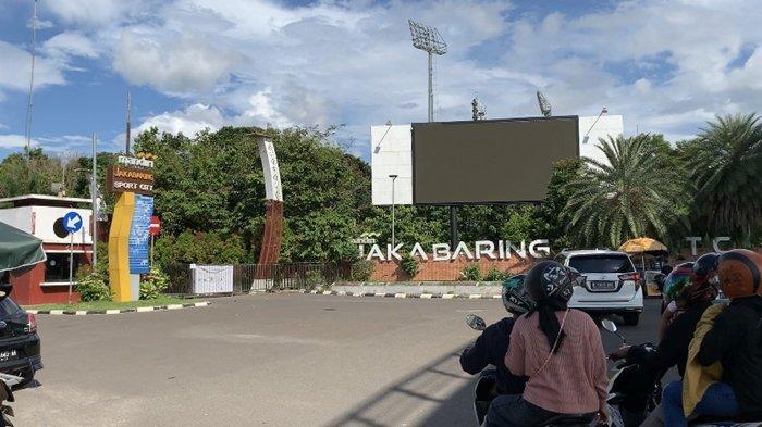 Yaaah Tutup, Muda Mudi Kecewa Jauh-jauh Datang Jakabaring Sport City Malah Tutup, Putar Balik