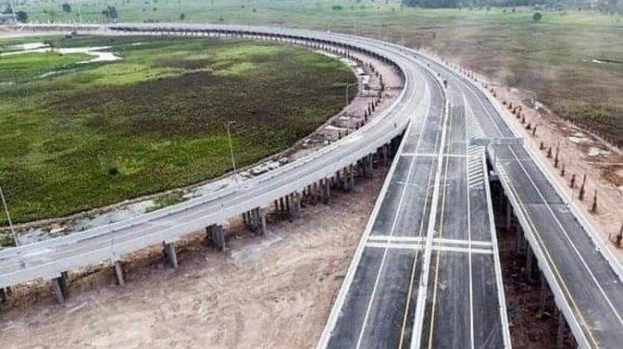Tarif Jalan Tol Trans Sumatera Ruas Pelabuhan Bakauheni Menuju Terbanggi Besar, Terpeka Tarif Lama