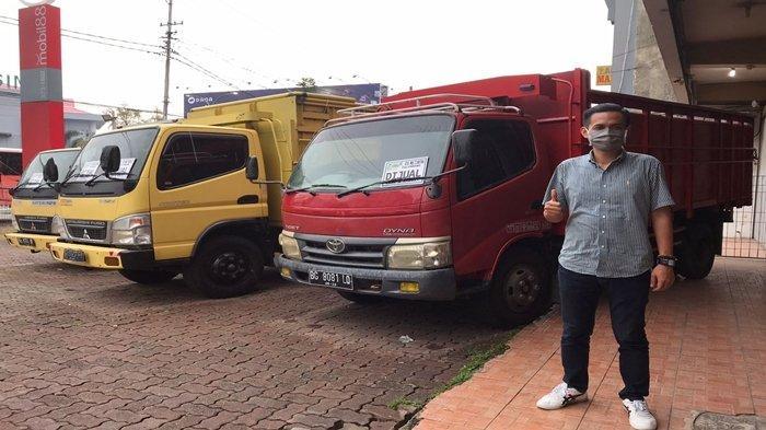 Tempat Penjualan Mobil Bekas di Palembang Ini Kini Juga Jual Truk, Fokus Tetap Mobil Penumpang