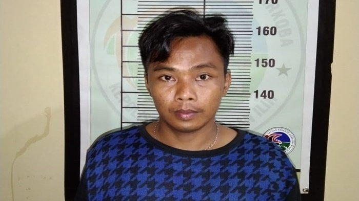 Buka Lapak di Pondok, Ternyata Pria di Tanjung Raja Ini Jual Sabu