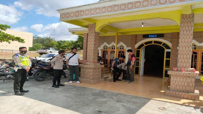 Peringatan Jumat Agung dan Wafat Isa Almasih di PALI, Polisi Siagakan Ratusan Personil di Gereja