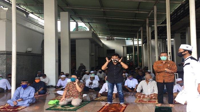 Penutupan Masjid Saat Wabah Pandemi Covid-19