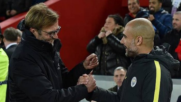 Klopp Sudah Nangis, Pelatih Manchester City Justru Percaya Liverpool Masih Bisa Juara Liga Inggris