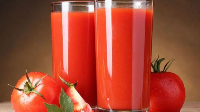 14 Manfaat Rutin Minum Jus Tomat di Pagi Hari, di antaranya Cegah Sakit Jantung, Kanker dan Sembelit