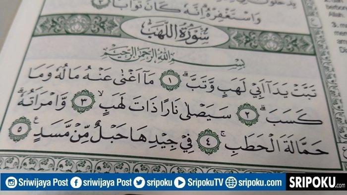 Kisah di Balik Juz Amma Surah Al-Kafirun, Bacaan Lengkap 6 Ayat, Tulisan Arab, Latin dan Keutamaan