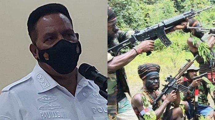 Tak Kerja Tapi KKB Papua Bisa Beli Senjata Canggih, Intelkam Polri Ungkap Si Donatur: Ada Kesulitan