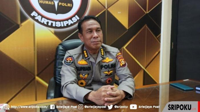 25 Kasus 3C Diungkap Reskrimum Polda Sumsel dan Polres Jajaran, Pada Minggu ke 4 Januari 2021