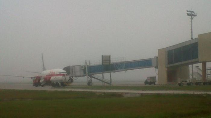 Penerbangan Gubernur Sumsel ke Muaraenim Delay karena Jarak Pandang, Ini Penjelasan Pihak Bandara
