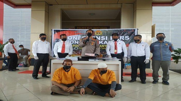 Dua Kades di Muba Terlibat Kasus Korupsi, Dana Desa Digunakan Untuk Bayar Utang Pencalonan Kades