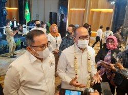 Terpilih Kembali Pimpin KADIN Sumsel, Dodi Reza Fokus Hilirisasi Komoditas Pulihkan Ekonomi Daerah
