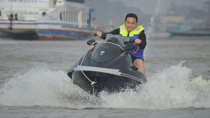 Jadi Destinasi Wisata Sungai Berkelas, Ini  Empat Dermaga Palembang yang Akan Direvitalisasi