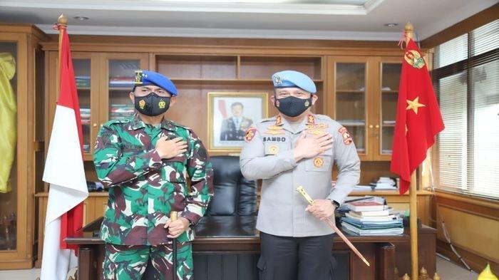 TNI-Polri Mantapkan Program Transformasi Pengawasan
