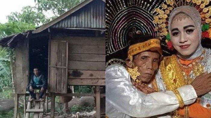 Siapa Kakek Bora yang Sukses Taklukan Gadis 39 tahun Lebih Muda, Tinggal di Gubuk, Ini Daya Tariknya