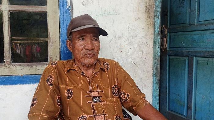 Kakek Zakaria kehilangan motornya saat berjualan es krim di Sukabangun 2 Palembang pada Selasa (6/4/2021) siang sekira pukul 13.00 WIB.