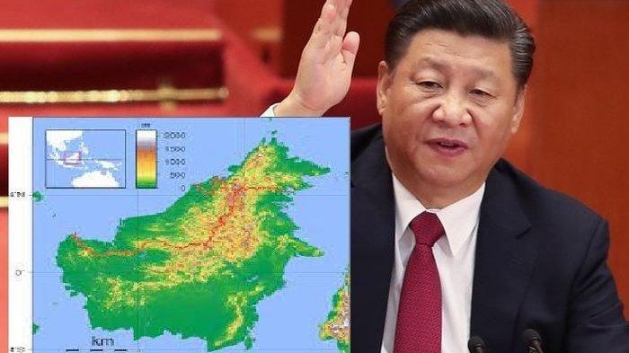 Dinyatakan Hoax Rumor Pulau Kalimantan Jaminan Utang Indonesia ke China, ApaSebenarnya Terjadi?