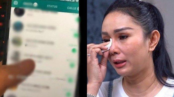 Lagi Hamil Muda, Kalina Makan Ati Lihat Kelakuan Vicky Prasetyo & Celine: Cemburu yang Gimana Banget