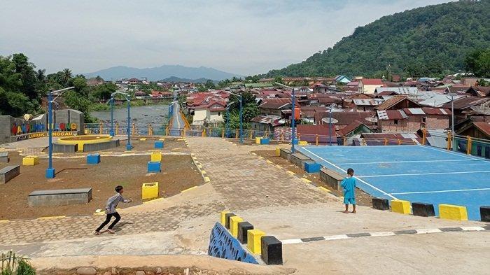 Pembangunan Kampung Ulung Lubuklinggau Telan Dana APBN 12 Miliar