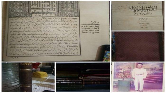 Kamus Aksara Jawi dan Kitab Fiqih Milik KH Ahmad Yani Dihibahkan ke Museum Negeri Sumsel