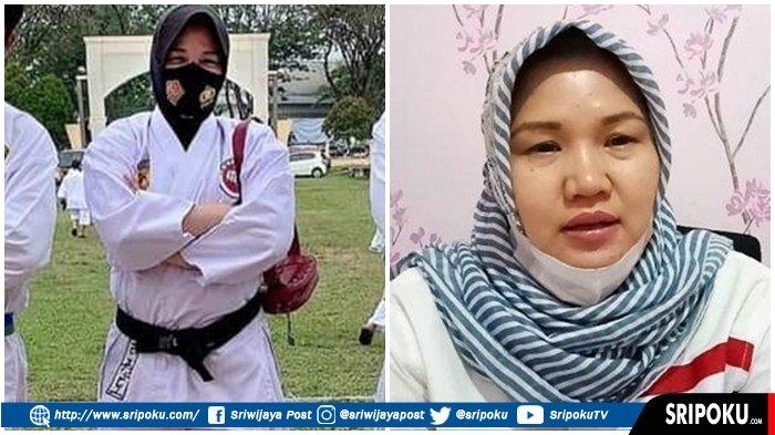 Mengenal Sosok IPTU Hj Fifin Sumailan, Bukan Polwan Sembarangan, Penyandang Sabuk Hitam Karate