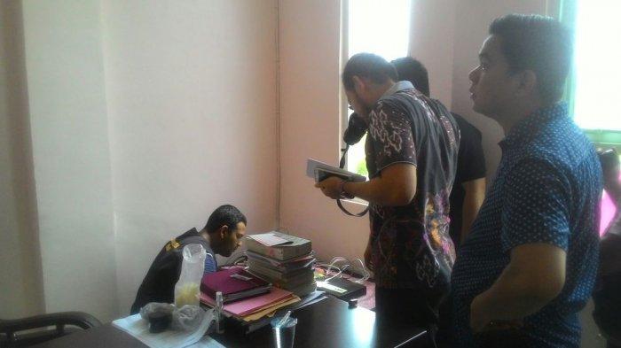 Kantor Notaris Dibobol Kawanan Pencuri.