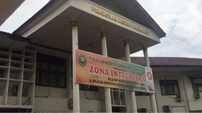 Rabu, Hari Terakhir Sidang di PN Palembang