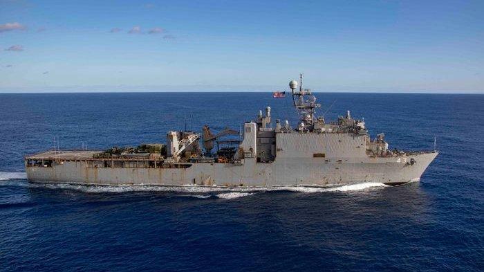Kawasan Laut China Selatan Memanas Lagi, AS-China Kerahkan Kapal Perang