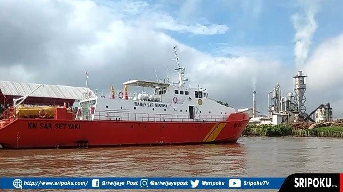 Basarnas Kota Palembang Siapkan Kapal 40 Meter untuk Evakuasi Kecelakaan Laut Selama Idul Fitri 1440