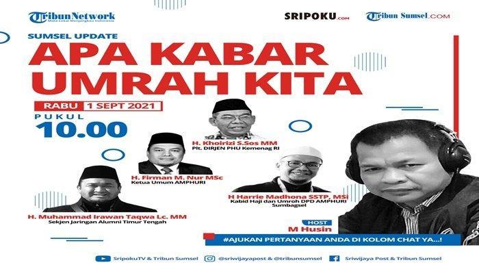 Umroh Segera Normal, Tapi Jemaah Indonesia Belum Bisa Berangkat, AMPHURI : Masih Suspend