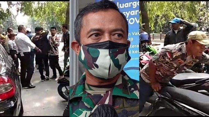 Sok Jago dan Garang Bentak Tentara di Jalan Raya, 10 Debt Collector Menangis Disergap Tim TNI-Polri