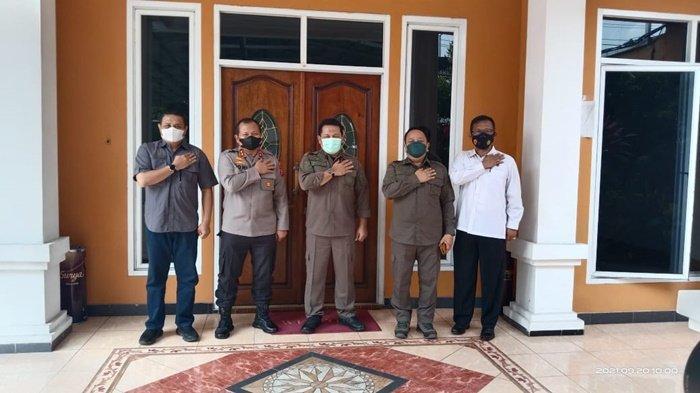 Kapolda Sumsel Silaturahmi ke Kantor Binda, Berdiskusi Bidang Keamanan & Hukum, Kondisi Zero Konflik