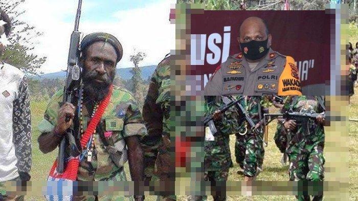 KKB Tantang TNI-Polri, Lekagak Siapkan Jebakan Perang di Puncak, Kapolda Papua: Kami Jemput Dia