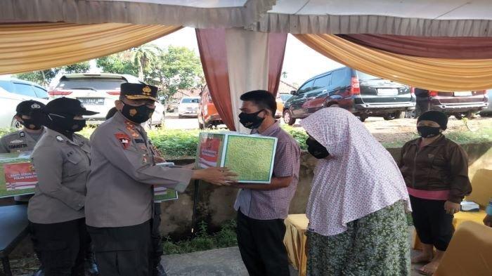 Baksos & Bakkes, Kapolda Sumsel Bicara Masalah Narkoba ke Masyarakat Kelurahan Sei Lais Palembang