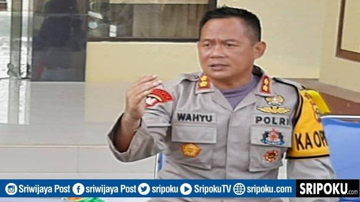 AKBP Wahyu Perintahkan Sweeping, 3 dari 5 Napi yang Kabur dari Lahat Merupakan Warga Empatlawang