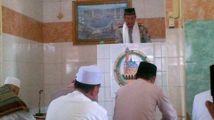 Khotbah Jumat Kita Pada Hari Ini 'Adab Menjaga Lisan dan Tangan' Disampaikan oleh KH Dr Ahmad Daroji
