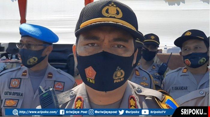 AKBP Efrannedy Kutuk Keras Bom di Gereja Makassar, Polres Musi Rawas Langsung Tingkatkan Patroli