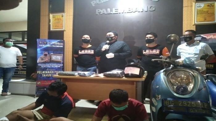 Cerita Pelaku Penculikan di Palembang Ungkap Kode Rahasia Saat Beraksi Hingga Minta Tebusan 100 Juta