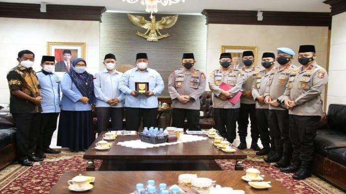 Kapolri Listyo Sigit Prabowo Ajak Pemuda Masjid Lawan Radikalisme dan Intoleransi