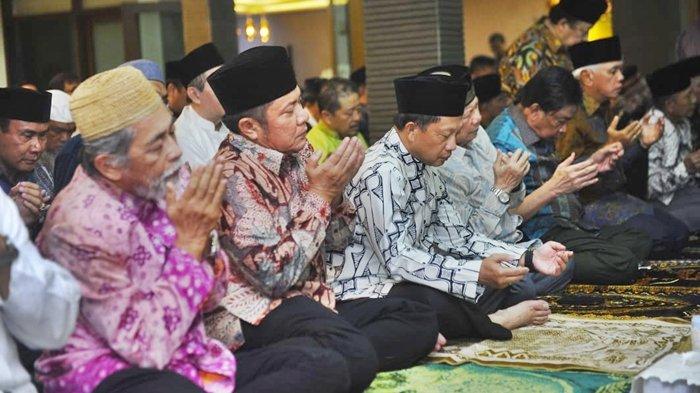 Kapolri dan Gubernur Sumsel Perjuangkan Pembangunan Masjid Nasional Sriwijaya