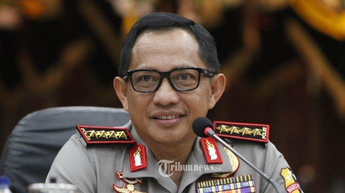 Adrian Napitupulu Klaim Kapolri Jenderal Pol Tito Karnavian Jadi Target Penculikan dan Pembunuhan