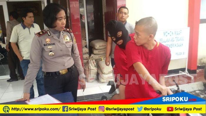 Dua Pelaku Jambret Ponsel Cewek Terjebak di Lorong Buntu