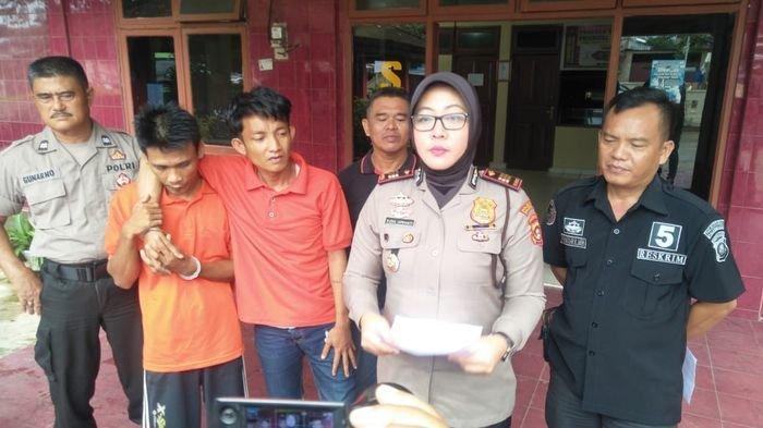 2 Pelaku Bobol Rumah Kosong di Sako Ditangkap, Satu Pelaku Ditembak