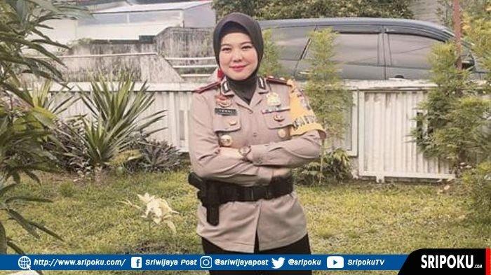 Kapolsek SU II Palembang, Kompol Yenny Diarty