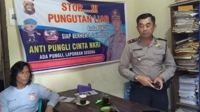Warga Giring Perempuan ke Kantor Polisi, Diduga Pelaku Penculikan Anak di Empat Lawang