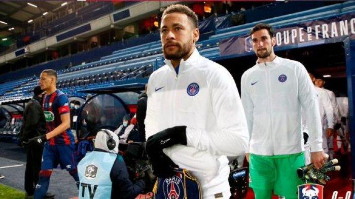 Neymar Cedera Diprediksi Hingga Maret, tak Bisa Main Lawan Barcelona Monaco hingga Bordeaux