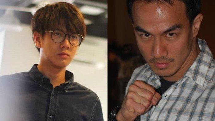 Heboh Dua Aktor Indonesia Ini Saling Kirim Karangan Bunga Raksasa Tulisannya Bikin Salfok, Ada Apa?