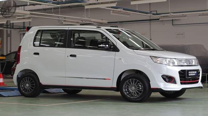 Hari Ini, PT Suzuki Indonesia Resmi Luncurkan Low Cost Green Car (LCGC) Edisi Terbatas Karimun Wagon