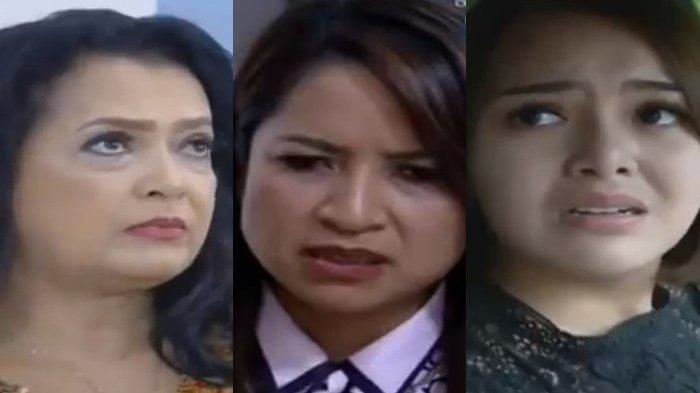 Sinopsis Sinetron Ikatan Cinta 24 Juni, Murka, Mama Rossa Balas Perbuatan Karina Terhadap Andin