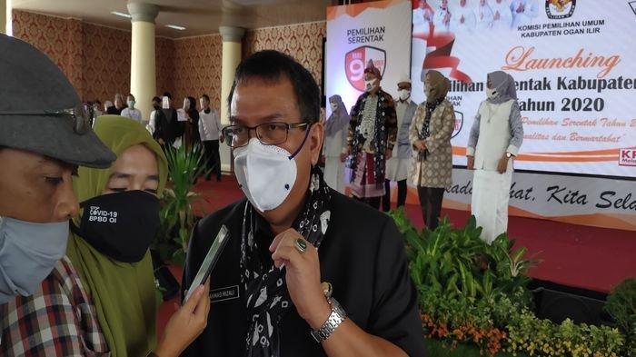 Ahmad Rizali Ditunjuk Herman Deru Jabat Pjs Bupati Musirawas, Begini Respon Hendra Gunawan