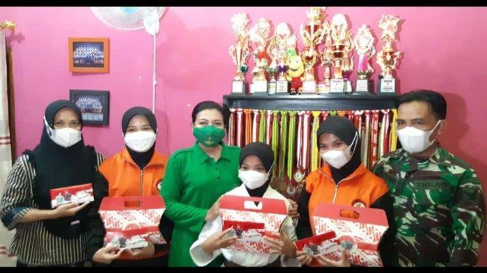 3 Anak Peltu Perni Bikin Hetty Istri Jenderal TNI Andika Perkasa Ini Terperangah, Ini Prestasinya!